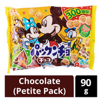 Morinaga Packn'cho Chocolate Biscuit (Petit Pack)
