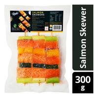 Fassler Frozen Salmon Skewer
