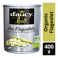 Daucy Organic Flageolet