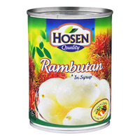 Hosen Fruits in Syrup - Rambutan
