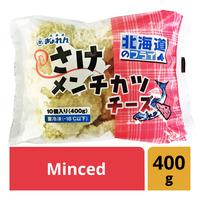 Seaco Hokkaido Frozen Breaded Chum Salmon - Minced