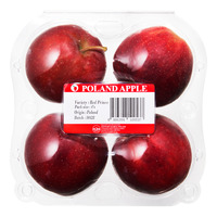 CGPL Poland Apples - Red Prince