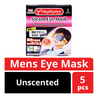 MegRhythm Mens Steam Eye Mask - Unscented