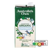 Australia's Own Organic Coconut Milk - Unsweetened