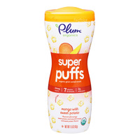 Plum Organics Super Puffs - Mango with Sweet Potato