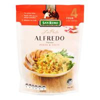 San Remo Pasta Meal - Alfredo