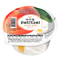 CJ Petitzel Fruity Yogurt Jelly - Peach