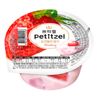 CJ Petitzel Fruity Yogurt Jelly - Strawberry