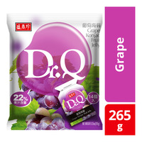 Sheng Hsiang Jen Dr. Q Konjac Fruit Jelly - Grape