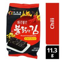 OurHome Roasted Seasoned Laver - Chili