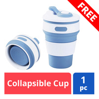 FREE Tresemme Collapsible Cup