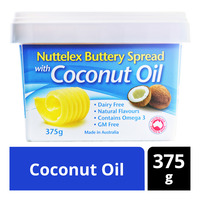 Nuttelex Buttery Spread with Coconut Oil