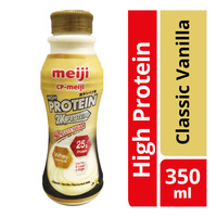 Meiji's High Protein Milk Bottle Drink - Classic Vanilla