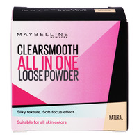 Maybelline Clear Smooth All In One Loose Powder (Natural)