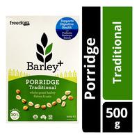Freedom Foods Barley+ Porridge - Traditional