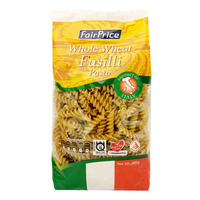FairPrice Whole Wheat Pasta - Fusilli
