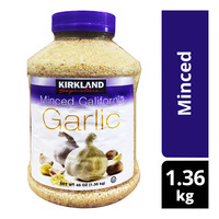 Kirkland Signature California Garlic - Minced