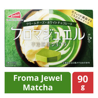 Emina Cream Cheese - Froma Jewel Matcha