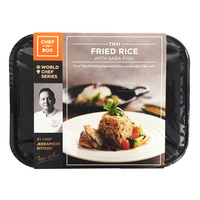 Chef-in-Box Ready Meal - Thai Fried Rice with Saba Fish