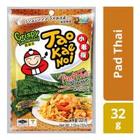 Tao Kae Noi Crispy Seaweed - Pad Thai