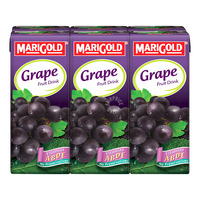 Marigold Packet Fruit Drink - Grape