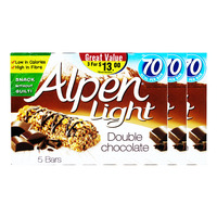 Alpen light cereal bars double chocolate from fairprice diffmarts alpen light cereal bars double chocolate aloadofball Image collections