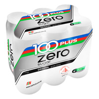 100 Plus Isotonic Can Drink - Zero Sugar