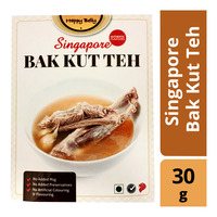 Happy Belly Singapore Bak Kut Teh