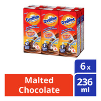Ovaltine Malted Chocolate Packet Drink