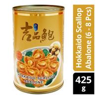 Imperial Hokkaido Scallop Abalone (6 - 8 Pieces)