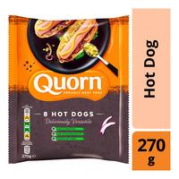 Quorn Frozen Hot Dog