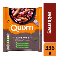 Quorn Frozen Sausages