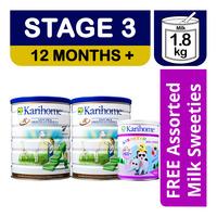 Karihome Goat Milk Growing Up Formula - Stage 3 + Sweeties