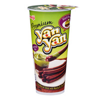 Meiji Yan Yan Stick Biscuits - Premium Matcha
