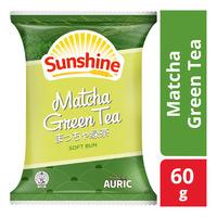 Sunshine Soft Bun - Matcha Green Tea