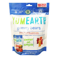 Yum Earth Gummy Bears - Assorted