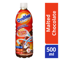 Ovaltine Malted Chocolate Bottle Drink