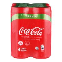Coca-Cola Can Drink - Stevia