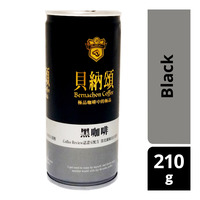 Bernachon Coffee Can Drink - Black