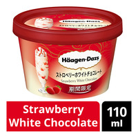 Haagen-Dazs Ice Cream - Strawberry White Chocolate