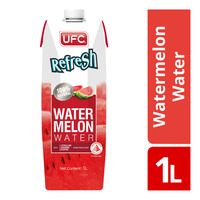 UFC Refresh 100% Natural Watermelon Water