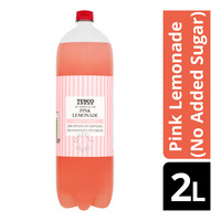 Tesco Bottle Drink - Pink Lemonade (No Added Sugar)
