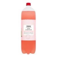 Tesco Bottle Drink - Pink Lemonade (No Added Sugar)