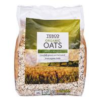 Tesco Organic Porridge Oats