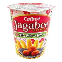 Calbee Jagabee Potato Sticks - Kisyu Ume