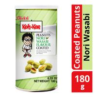 Koh-Kae Coated Peanuts - Nori Wasabi