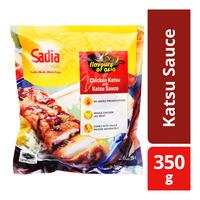 Sadia Frozen Chicken Katsu with Katsu Sauce