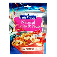FairPrice Snacks - Natural Fruits & Nuts
