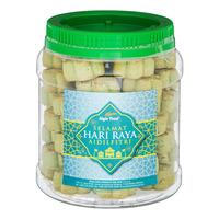 Style Food Cookies - Green Pea