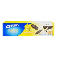 Oreo Thins & Crispy Sandwich Cookies-LemonCheesecake